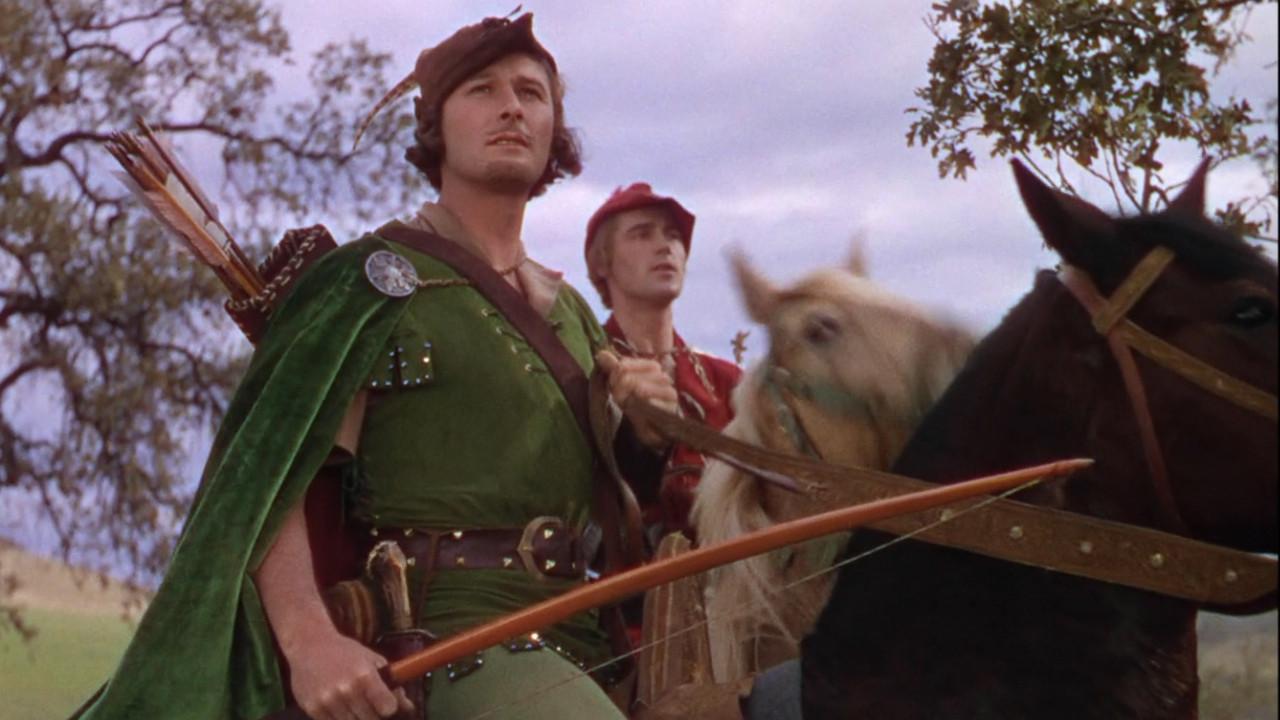 cycles 2 les aventures de robin des bois de william ~ Parodie Robin Des Bois