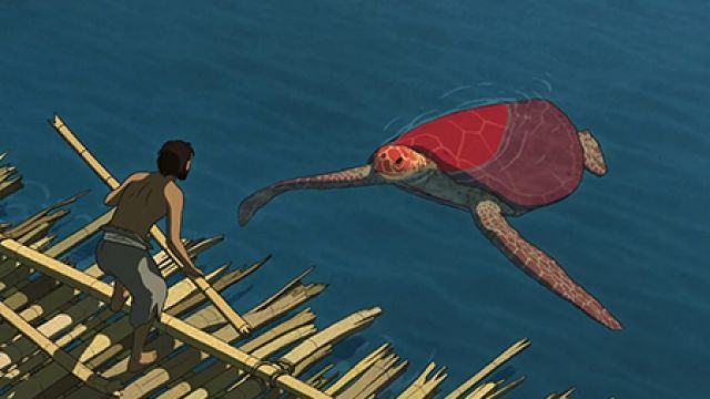 """La Tortue rouge"" de Michael Dudok de Wit en projection plein air"