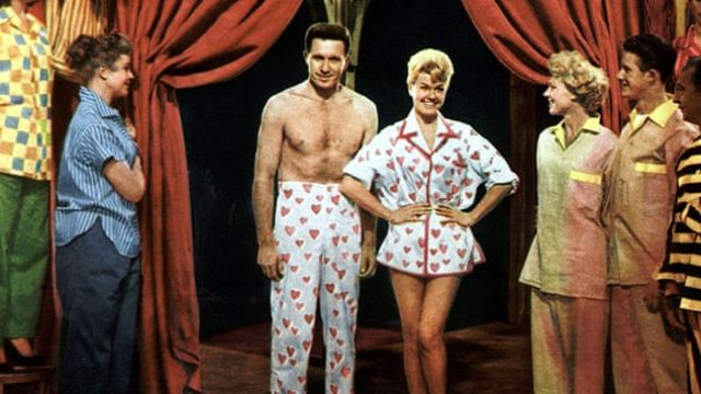 """The Pajama Game"" de Stanley Donen et Georges Abbott"
